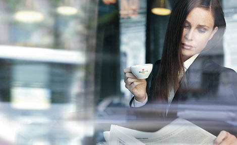 Kawa do biura